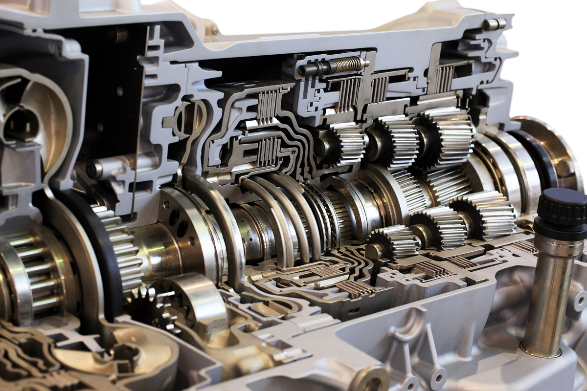 Gearbox Replacement
