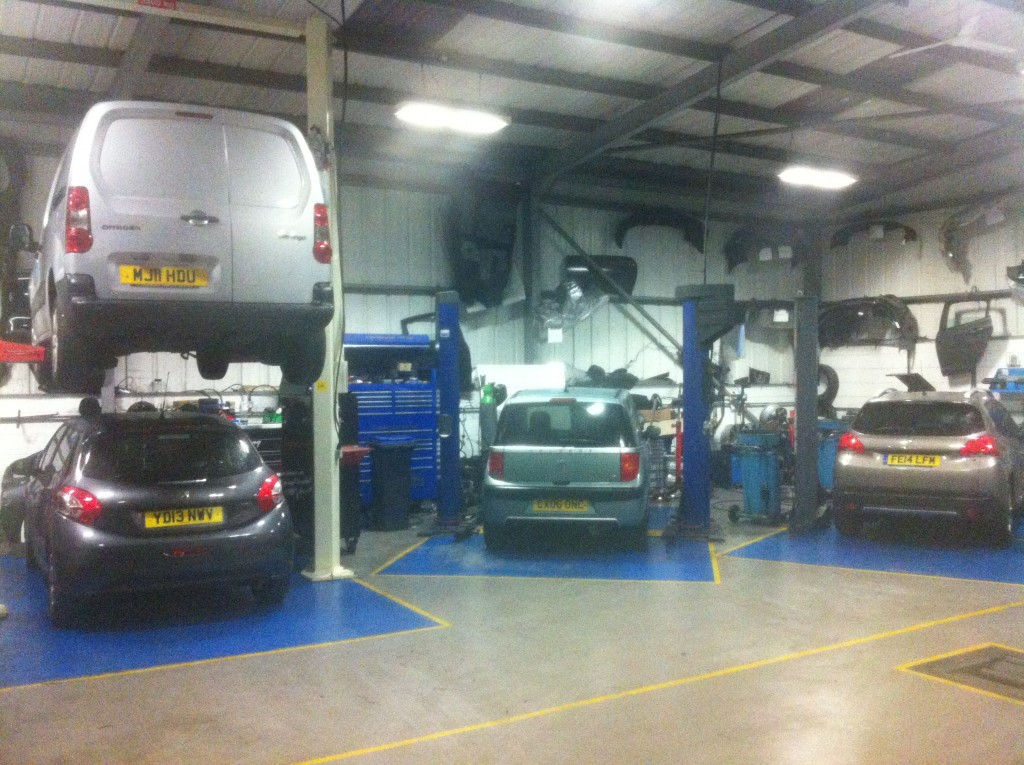 Service and MOT Tameside